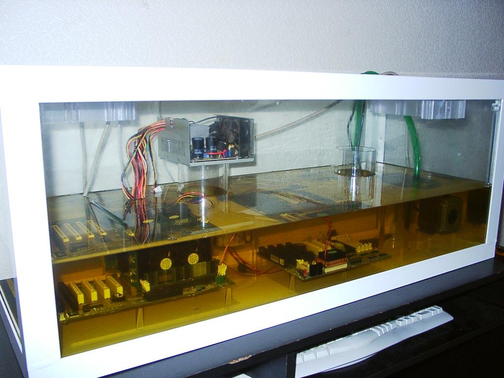 Систем водяного охлаждения своими руками 33